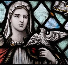 Felton Northumberland (davewebster14) Tags: charity church stainedglass northumberland felton ballantine annieelizadouglas