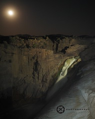 Augrabies Falls (jan-krux photography - thx for 1.3 Mio+ views) Tags: orange moon water river landscape southafrica mond rocks wasser wasserfall nacht olympus rise fluss landschaft gauge dunkel schlucht felsen klippen nordkap suedafrika northerncape mondschein kliffs augrabiesfallsnationalpark