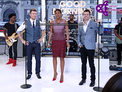 Nick & Knight, Robin Roberts (ArtistApproach) Tags: new york city nyc newyorkcity morning ny newyork boys robin america good manhattan nick backstreet september jordan nicholas unfinished knight abc roberts backstreetboys gma nkotb bsb nickcarter goodmorningamerica newkidsontheblock 2014 lovesongs jordanknight nickknight onemoretime robinroberts nowornever thebackstreetboys nickolasgenecarter imtakingoff jordannathanielmarcelknight robinrenroberts nickandknight nickcarterandjordanknight jordanknightandnickcarter iheartnickcarter