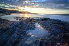 Amanece en Calblanque (Legi.) Tags: parque seascape clouds sunrise mirror nikon natural tokina amanecer nubes espejo cartagena d600 voluntarios calblanque 1116