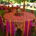 Private Residence - Pink, Orange & Gold Graduation - June 2015