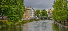 Strasbourg (raperol) Tags: 2007 300d airelibre canales estrasburgo strasbourg travel viaje rio
