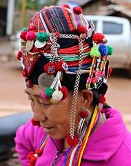 phonii (jumbokedama) Tags: phongsali phongsaly ponsaly phongsalylaos trekkingphongsaly remotelaos ethnchilltribes hilltribes colorfulhilltribes akha akhahilltribes hilltribejewelry hilltribeheadgear trekkinglaos laostrekking laosethnicpeople villagesinlaos laovillages laosculture ehtnicculturelaos amazing trekking