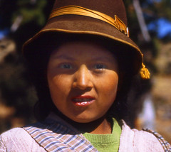 RITRATTO DI CAMPESINA (ADRIANO ART FOR PASSION) Tags: bolivia ritratto portrait ragazza gilr campesina countrygirl fiestadelavirgen festa boliviana ricordi viaggio sudamerica southamerica journey travel