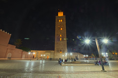 Kutubiyya Mosque (T Ξ Ξ J Ξ) Tags: morocco merzouga marrakesh fujifilm xt1 teeje fujinon1024mmf4 koutoubia masjid mosque kutubiyya