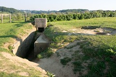 Omaha Beach fortifications