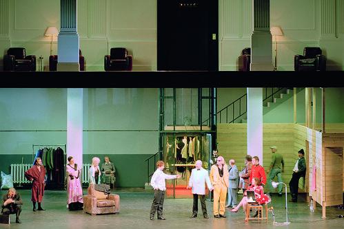 Musical Highlight: 'Es gibt ein Reich' and 'Die Dame gibt mit trübem Sinn' from Ariadne auf Naxos