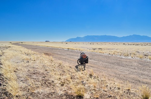 On the way to Brandberg West, Namibia