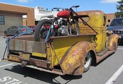 1937 Chevrolet (Hugo-90) Tags: chevrolet truck rat pickup chevy rod 1937 svc