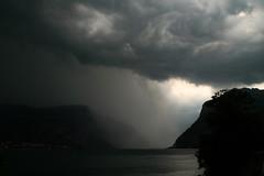 Onno - temporale su Lecco (Alberto Cameroni) Tags: leica lago onno lecco temporale lagodicomo lario lagodilecco abbadialariana ramodilecco dlux4