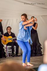 _46X6554 (luismisax) Tags: cadiz sarabaras canonef70200f4lisusm canon1dmarkiii elbaluarte bluefincook flamencodancingtour