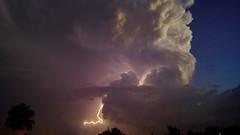Tormenta (Azilec Lo) Tags: naturaleza nature lluvia shy cielo tormenta rayo electrica