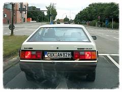 Toyota Celica 1982 (v8dub) Tags: auto car germany deutschland automobile automotive voiture toyota allemagne bremerhaven celica niedersachsen wagen pkw worldcars