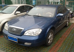 Chery Eastar facelift China 2012-06-23 (NavDam84) Tags: sedan chery eastar worldcars vehiclesinchina carsinshanghai vehiclesinshanghai carsinchina cheryeastar
