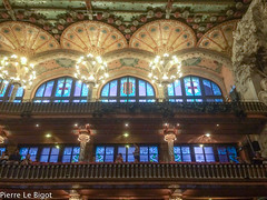 Barcelona - Palau de la Musica Catalana 2014