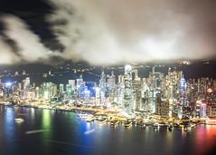 Hong Kong from the ICC (David Leo Veksler) Tags: hongkong kowloon