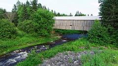 Covered Bridge Near Sussex NB (coldwar_bonnet) Tags: lx5 dxoprooptics panasoniclx5 lumixdmclx5