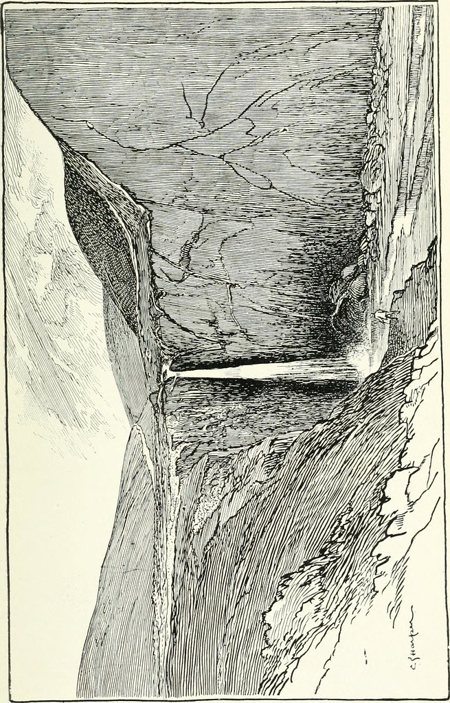 "Image from page 280 of ""The North Devon coast"" (1908)"
