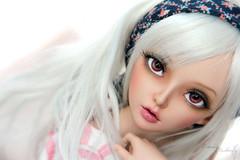 Dianne (Dancing*Butterfly) Tags: doll tan bjd fairyland celine mnf minifee makoeyes eludys