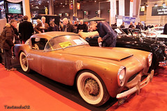 Woodill Wildfire 1955 (tautaudu02) Tags: auto cars automobile moto coches voitures wildfire 2014 rtromobile woodill