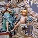Stralsund - Sankt-Nikolai-Kirche (06) - Innenhof-Portal