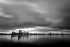 A Different Perspective (Photos By Dlee) Tags: longexposure bw storm weather clouds canon landscape perth canonef1740mmf4lusm westernaustralia 6d ndfilter canon6d photosbydlee photosbydlee13