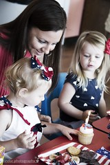 It's time (karin8700) Tags: birthday 2 party girl nikon toddler candle time daughter mother 4th july flame cupcake d7100