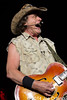 Ted Nugent @ Shutup & Jam! Tour, DTE Energy Music Theatre, Clarkston, MI - 07-19-14