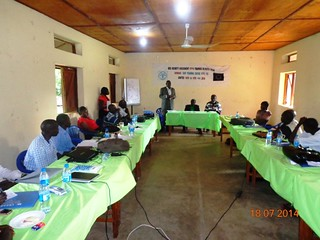 South Sudan - Seed Security Assessment Training