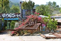 Murphy Ranch (hiddensandiego11) Tags: la losangeles hiking nazi hidden pathway pacificpalisades hideout secretstairs murphyranch symphathizers