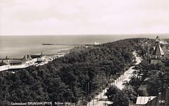 Ostseebad Brunshaupten (TrueVintage) Tags: sea meer postcard balticsea vintagepostcard ostsee postkarte khlungsborn brunshaupten ostseebadbrunshaupten