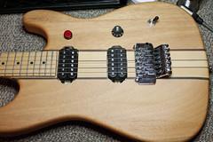 Ignatz #14 (robert_rex_jackson) Tags: maple fool mahogany electricguitar doubleblack artec ignatz dimarzio tonezone neckthrough throughneck foolaudioresearch