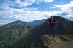 Op Small Adams Peak