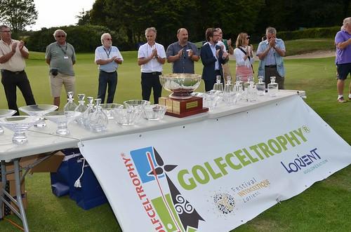 Golf Trophy 77