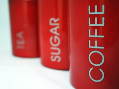 Red 31/52  (Amalid) Tags: red coffee closeup canon project container selftaught photooftheweek containers 2014   weeklyphoto project52 canoneos450d canoneosdigitalrebelxsi efs1855mmisf3556 2014in52 2014in52photos 52 52