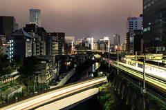 (Tokyo) Ochanomizu, view from Hijiribashi (Marco Stoppazzini) Tags: station japan tokyo jr line east   japo nihon ochanomizu  japn hijiribashi  tky   xapn chsbu