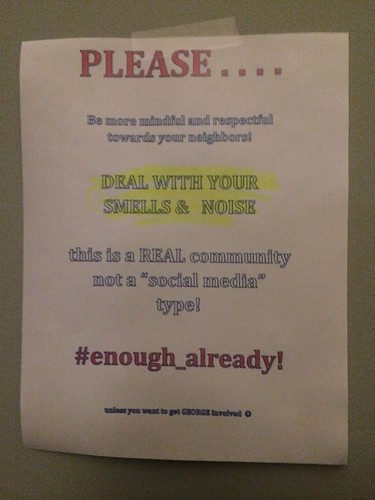 [PASSIVE-AGGRESSIVE NOTES SUBMISSION:  from Andy in San Francisco