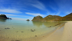 Haukland Beach - Lofoten Islands