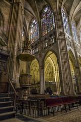 Interior de la Catedral de Leon