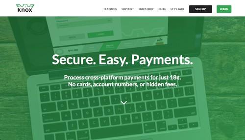 Knox_homepage