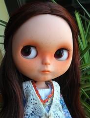 FA - Mia (Blythe custom by SamPuppen)
