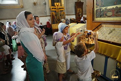11. В Успенском соборе Святогорской обители