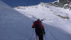 Allalinhorn (Gaba da Capo) Tags: schnee winter gletscher wallis allalin