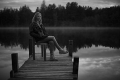IMG_9629-Edit (hyvarilauri) Tags: lake fog finland chair portait 5dmk2
