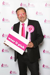 "Stephen Mosley MP 'wears it pink' in support of Breast Cancer Campaign • <a style=""font-size:0.8em;"" href=""http://www.flickr.com/photos/51035458@N07/15037016288/"" target=""_blank"">View on Flickr</a>"