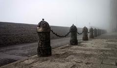 Foggy day in San Marino (Lorenzo Giardi) Tags: heritage fog sanmarino foggy unescoworldheritagesite worldheritagesite