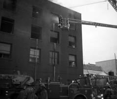 Ponet Square Hotel Fire Sunday September 13, 1970