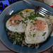 Eggs over Rice