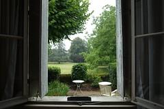 .. (lux fecit) Tags: trees green window garden mettray