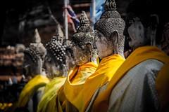 Buddha (Chinnapat Pengboot) Tags: canon thailand eos buddha temples ayutthaya พระพุทธรูป ประเทศไทย พระ 60d ไหว้พระ อยุทธยา พระนครศรีอยุทธยา